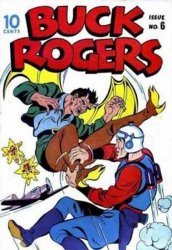 Famous Funnies's Buck Rogers Issue # 6