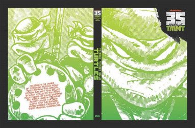 IDW Publishing's Teenage Mutant Ninja Turtles 35th Anniversary Issue box set