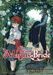 Seven Seas Entertainment's The Ancient Magus Bride Soft Cover # 2