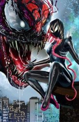 Marvel Comics's King in Black: Gwenom vs Carnage Issue # 1greg horn-b