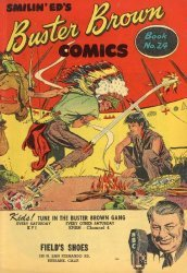 Buster Brown Shoes's Buster Brown Comics Issue # 24fields