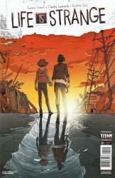 Titan Comics's Life Is Strange Issue # 1 - 2nd print
