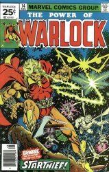 Marvel Comics's Warlock Issue # 14