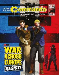 D.C. Thomson & Co.'s Commando: For Action and Adventure Issue # 5207