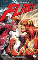 DC Comics's The Flash TPB # 8