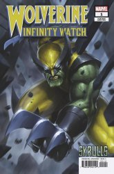 Marvel Comics's Wolverine: Infinity Watch Issue # 1d