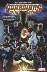 Marvel Comics's Guardians of the Galaxy TPB # 1