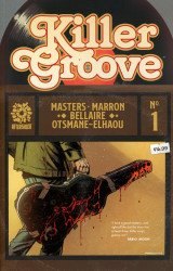 After-Shock Comics's Killer Groove  TPB # 1