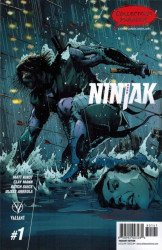 Valiant Entertainment's Ninjak Issue # 1collectorparadise