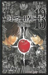 Shonen Jump Manga's Death Note 13: How to Read Soft Cover # 1