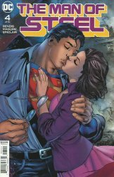 DC Comics's The Man of Steel Issue # 4