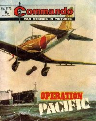 D.C. Thomson & Co.'s Commando: War Stories in Pictures Issue # 1175