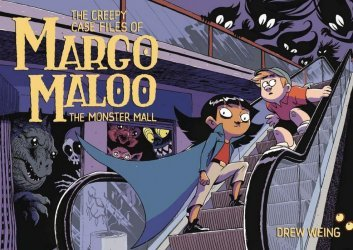 First Second Books's The Creepy Case Files of Margo Maloo Hard Cover # 2