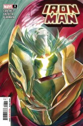 Marvel Comics's Iron Man Issue # 8