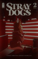 Image Comics's Stray Dogs Issue # 2 - 2nd print