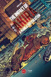Third Edition's Impact of Akira Hard Cover # 1