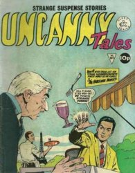 Alan Class & Company's Uncanny Tales Issue # 107