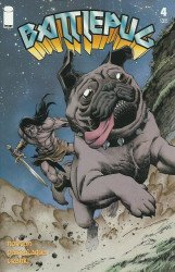 Image Comics's Battlepug Issue # 4b