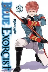 Viz Media's Blue Exorcist TPB # 20