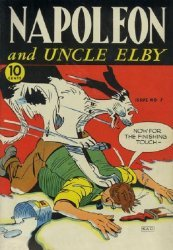Eastern Color Printing Co.'s Napoleon & Uncle Elby Issue # 1