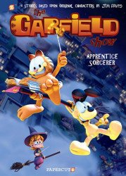 Papercutz's Garfield Show Hard Cover # 6