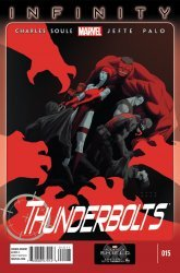 Marvel's Thunderbolts Issue # 15
