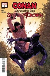 Marvel Comics's Conan: Battle for the Serpent Crown Issue # 3