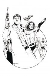 BOOM! Studios's Firefly Issue # 1e