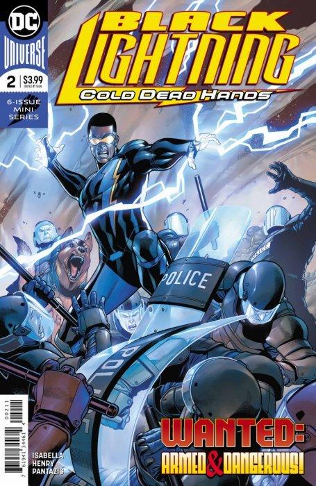 comic book lighting. DC Comics\u0027s Black Lightning: Cold Dead Hands Issue # 2 Comic Book Lighting
