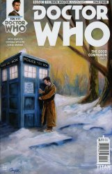 Titan Comics's Doctor Who: 10th Doctor - Year Three Issue # 11c
