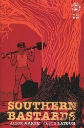 Image Comics's Southern Bastards Issue # 17b