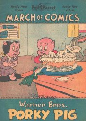 Western Printing Co.'s March of Comics Issue # 57d