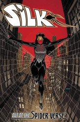 Marvel Comics's Silk: Out Of The Spider-Verse TPB # 1
