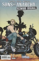BOOM! Studios's Sons of Anarchy: Redwood - Original Issue # 1d