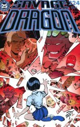Image Comics's Savage Dragon Issue # 224