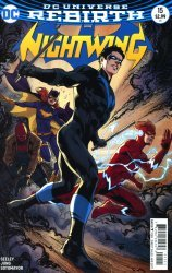 DC Comics's Nightwing Issue # 15b