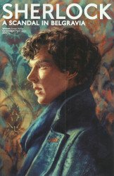 Titan Comics's Sherlock: A Scandal In Belgravia Issue # 2
