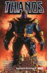 Marvel Comics's Thanos TPB # 1