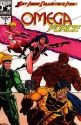 South Comics's Omega Force Issue # 1