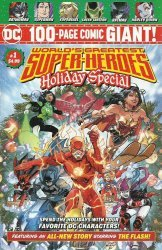 DC Comics's World's Greatest Super-Heroes Holiday Special Giant Size # 1