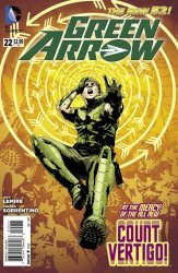 DC Comics's Green Arrow Issue # 22