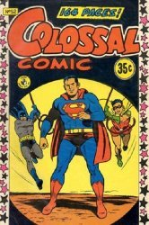 K.G. Murray Publishers's Colossal Comic Issue # 52