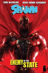 Image Comics's Spawn: Enemy Of The State TPB # 1