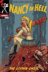 Amigo Comics's Nancy in Hell Issue # 3b
