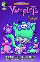 Action Lab Entertainment's Vamplets: Halloween ComicFest Issue # 2014