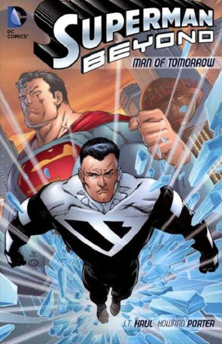 superman beyond  man of tomorrow tpb 1  dc comics