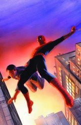 Marvel Comics's The Amazing Spider-Man Issue # 1alex ross-c