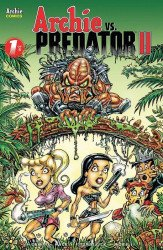 Archie Comics Group's Archie vs Predator 2 Issue # 1h