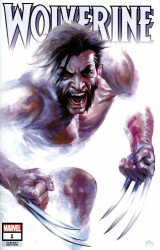 Marvel Comics's Wolverine Issue # 1u