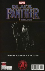 Marvel Comics's Marvel's Black Panther Prelude Issue # 1